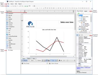 ClickOnce End User Report Designer - Visual Studio Marketplace