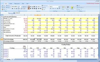 Spread for ASP NET Spreadsheet Component - Visual Studio